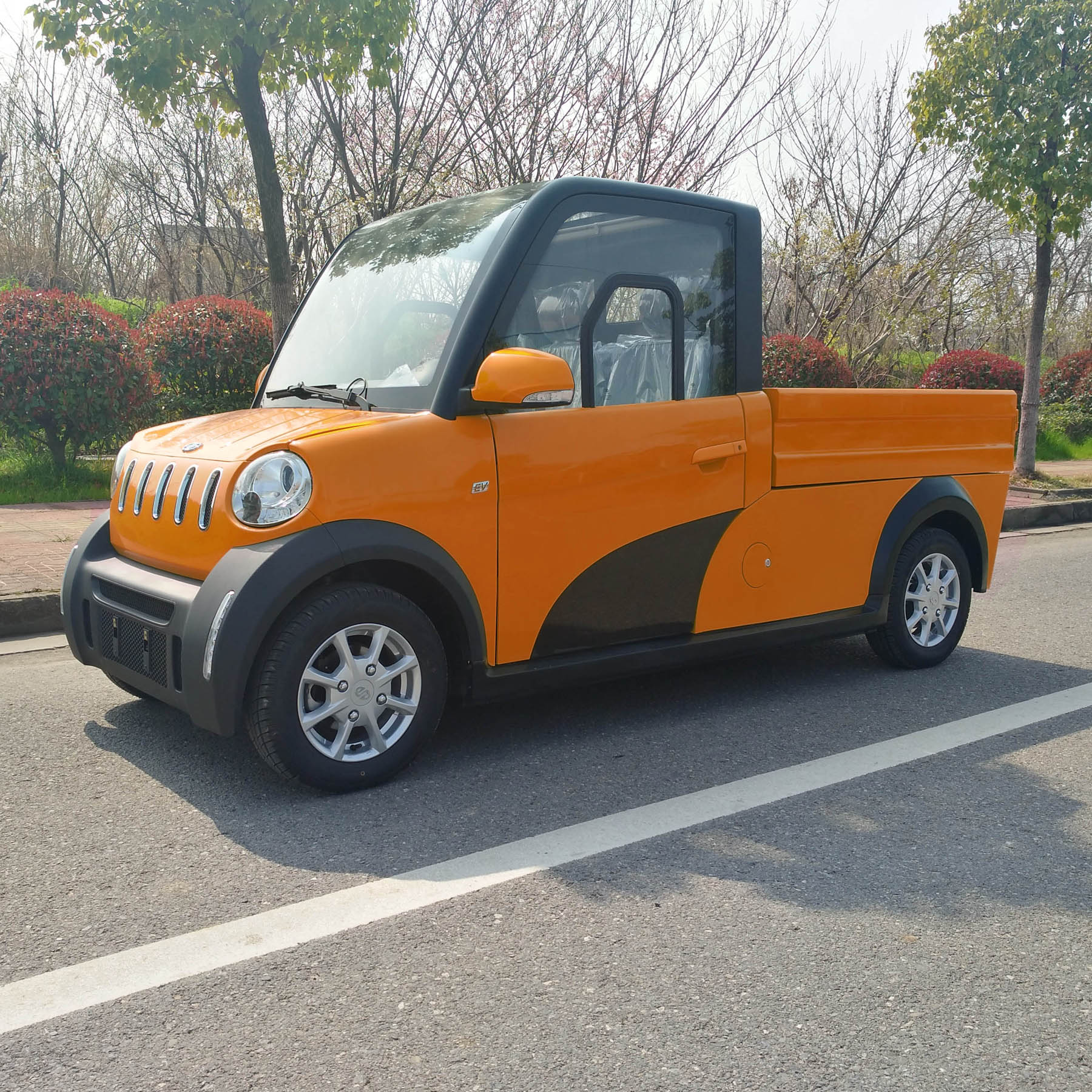 coche-electrico-jiayuan-electric-pickup